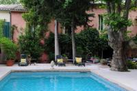 Hôtel Aimargues hôtel Maison de Maitre avec Jardin
