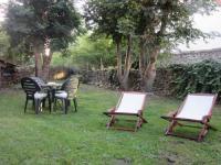 gite Condette p'tite maison village - jardin