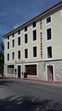 Hôtel Ilhat hôtel Palais Cathare
