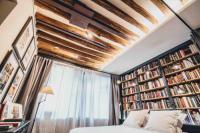 gite Paris 14e Arrondissement Paris Boutik : Suite La Librairie du Marais