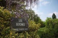 Gîte Saint Dizant du Gua Gîte Les Glycines