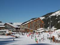 gite Les Avanchers Valmorel Holiday home Residence Pralin