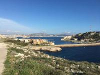 gite Marseille 2e Arrondissement Studio Frioul