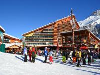 gite Lanslebourg Mont Cenis Holiday home Residence Plein Soleil II