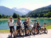 gite Saint Gervais les Bains Jardin Alpin