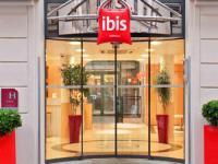 Hotel Ibis Paris 1er Arrondissement hôtel ibis Paris Opera La Fayette