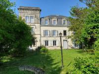 gite Ars Château de Champblanc