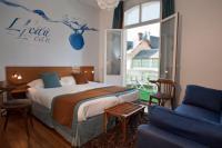 Hotel Fasthotel Orne Hotel The Originals Bagnoles-de-l'Orne Ô Gayot (ex Inter-Hotel)