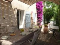 gite Fontvieille Holiday Home Le Mazet