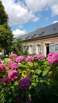tourisme Grumesnil Les Clés d'Auriane