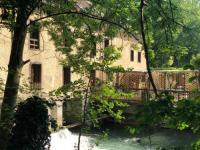 gite Rosières près Troyes La Residence du Moulin avec piscine intérieure