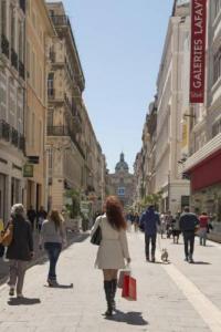 gite Marseille 7e Arrondissement Appartements Rue Pisançon