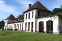 gite Lussac Château Neuf Le Désert