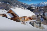 gite Manigod Lodge La Source