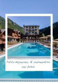 Hotel 4 étoiles Chamonix Mont Blanc BestWestern Plus Excelsior Chamonix hôtel 4 étoiles et Spa