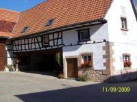 Appart Hotel Oberroedern résidence de vacances GÎte rue de l'Ange