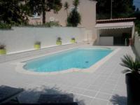 gite Pierrefeu du Var Villa Provençale, piscine privée sécurisée.