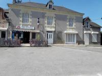 Hôtel Couziers hôtel Café de la gare