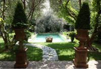 hotels Saint Geniès de Malgoirès Jardins Secrets