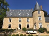Chateau-de-Vaux Yvré l'Évêque