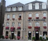 Hôtel La Landec Hôtel Le D'Avaugour