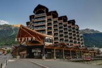 Hotel Quality Hotel Chamonix Mont Blanc Alpina Eclectic Hotel