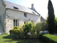 Gîte Pontoise lès Noyon Gîte La Maison Des Chiens Rouges