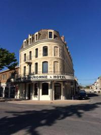 Hotel Fasthotel Lot et Garonne Hotel la Couronne