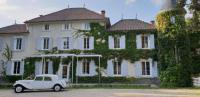 tourisme Marnans Chateau des Ayes