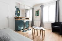 Appart Hotel Paris 2e Arrondissement Appart Hotel Montorgueil Studio - Petits Carreaux