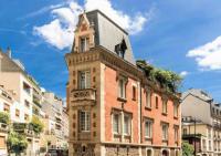 Sourire-Boutique-Hotel-Particulier Paris 16e Arrondissement