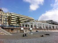 residence Nice Royal Luxembourg Studio 7 promenade des Anglais Nice