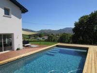 gite Hendaye House Legarcia 2 - des vacances de rêve dans un cadre verdoyant
