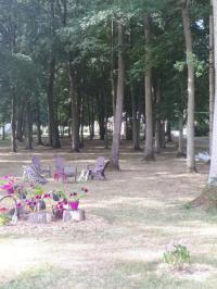 Terrain de Camping Le Thieulin Camping Le Bois Fleuri
