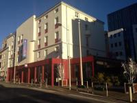 Hôtel Genod Hotel The Originals Oyonnax Central Parc (ex Inter-Hotel)