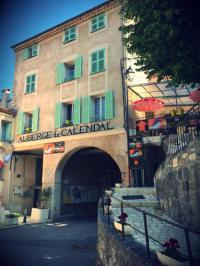 Hôtel Conségudes hôtel Auberge de Calendal