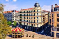 Hotel 4 étoiles Lyon hôtel 4 étoiles Carlton Lyon - MGallerySofitel