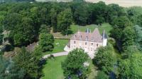Chambre d'Hôtes La Chapelle Vicomtesse Manoir de la Camusière
