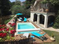gite Chamborigaud Les Terrasses Sur Auzonnet
