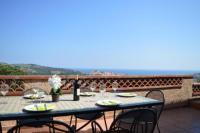 gite Canet en Roussillon Villa superbe vue sur mer et sur la montagne jardin terrasses