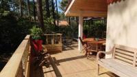 gite Arès ESTIVEL-Maison 6 pers Golf Lacanau