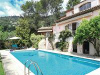 gite Cannes Six-Bedroom Holiday Home in Le Tignet