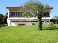 gite Ondres House Villa berasteguia - le calme à 5 min de la plage de socoa