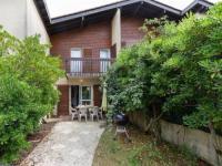 gite Biarritz House Atlantique 815 - jardin clos et parking privatif pour cette villa patio pour 6 personnes avec piscine collective