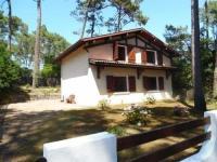 gite Capbreton House Bruyeres 024 - situation exceptionnelle pour cette villa de 8 personnes avec jardin clos