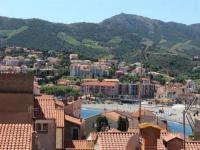 gite Le Boulou House Maison de village, proche du centre ville de banyuls sur mer et de la plage avec terrasse