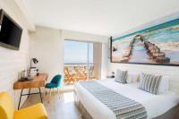 Hotel en bord de mer Pyrénées Orientales ibis Styles Perpignan Le Canet Sud