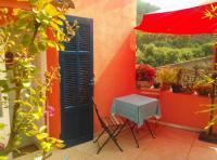 Chambre d'Hôtes Forcalqueiret Petit logement avec terrasse dans une maison de village