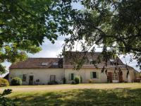Chambre d'Hôtes Saint Léopardin d'Augy le Matou Roux
