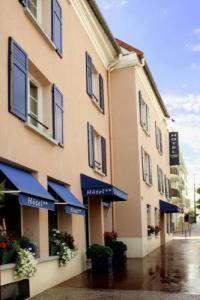 Hotel Fasthotel Hauts de Seine Citotel La Breche Du Bois